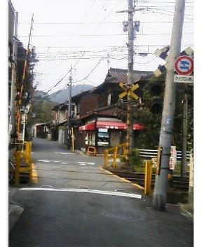 陽気の京都