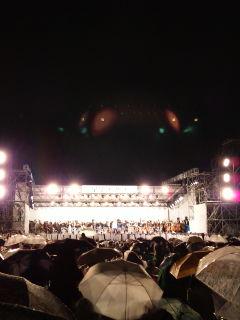 星空コンサート