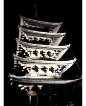 夜の興福寺