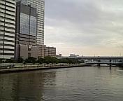 堂島大橋より