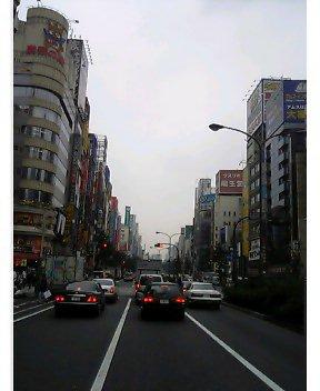徘徊中@新宿