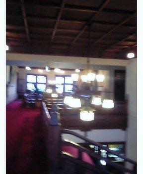 奈良ホテルにて